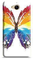Husa Allview X3 Soul Plus Custom Hard Case Butterfly