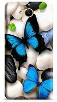 Husa Allview X3 Soul Plus Custom Hard Case Butterflys 2