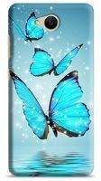 Husa Allview X3 Soul Plus Custom Hard Case Butterflys