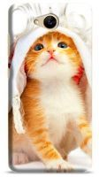 Husa Allview X3 Soul Plus Custom Hard Case Cute Cat