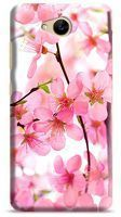 Husa Allview X3 Soul Plus Custom Hard Case Pink Flowers