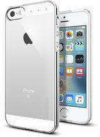 Husa Iphone 5 / 5S / SE Silicon TPU Extra Slim 0.5 mm - transparent