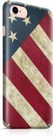 Husa iPhone 7 Custom Hard Case Flag US