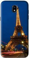 Husa Samsung Galaxy J5 2017 Custom Hard Case Eiffel Tower
