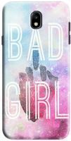 Husa Samsung Galaxy J7 2017 - Custom Hard Case Bad Girl