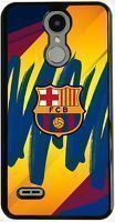 Husa LG K4 - 2017 - Custom Hard Case Barcelona 2