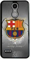 Husa LG K4 - 2017 - Custom Hard Case Barcelona