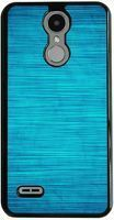 Husa LG K4 - 2017 - Custom Hard Case - Blue Lines