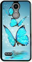 Husa LG K4 - 2017 - Custom Hard Case - Butterflys
