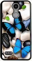 Husa LG K4 - 2017 - Custom Hard Case - Butterflys 2