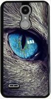 Husa LG K4 - 2017 - Custom Hard Case - Cat Eye