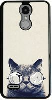 Husa LG K4 - 2017 - Custom Hard Case - Cool Cat