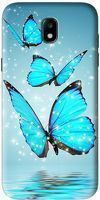 Husa Samsung Galaxy J5 2017 Custom Hard Case Butterflys