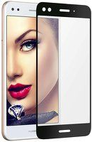 Folie Sticla Securizata Full Screen Huawei P9 Lite Mini 2017 - negru