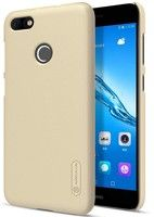 Husa  Huawei P9 Lite Mini 2017 Nillkin Frosted Shield - gold