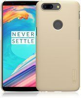 Husa OnePlus 5T Nillkin Frosted - gold