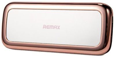 Baterie Externa Remax Mirror 10.000 mAh - rose-gold