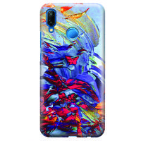 Husa Huawei P20 Lite   Custom Hard Case - Abstract