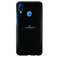 Husa Huawei P20 Lite   Custom Hard Case - BMW.1