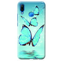 Husa Huawei P20 Lite Custom Hard Case - Butterflys1