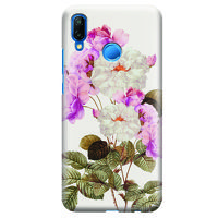 Husa Huawei P20 Lite Custom Hard Case - Flowers