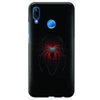 Husa Huawei P20 Lite   Custom Hard Case - Spider