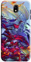 Husa Samsung Galaxy J7 2017 - Custom Hard Case -  Abstract