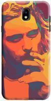 Husa Samsung Galaxy J7 2017 - Custom Hard Case -  Kurt