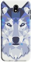 Husa Samsung Galaxy J7 2017 - Custom Hard Case - Wolf