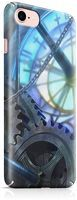 Husa iPhone 6 Custom Hard Case Blue Steampunk