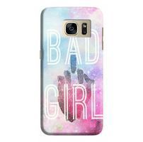 Husa Samsung Galaxy S7 Edge Custom Hard Case Bad Girl