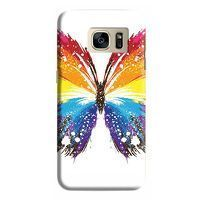 Husa Samsung Galaxy S7 Edge Custom Hard Case Butterfly