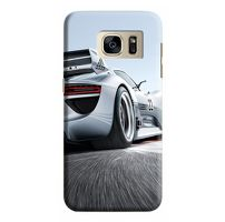 Husa Samsung Galaxy S7 Edge Custom Hard Case Drifting