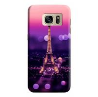 Husa Samsung Galaxy S7 Edge Custom Hard Case Eiffel Tower