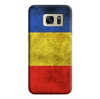 Husa Samsung Galaxy S7 Edge Custom Hard Case Flag RO