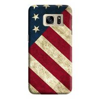 Husa Samsung Galaxy S7 Edge Custom Hard Case Flag US
