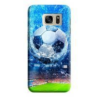Husa Samsung Galaxy S7 Edge Custom Hard Case Football