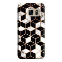 Husa Samsung Galaxy S7 Custom Hard Case Hexa.1