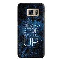 Husa Samsung Galaxy S7 Custom Hard Case Looking Up