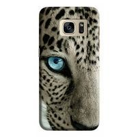Husa Samsung Galaxy S7 Custom Hard Case Snow Leopard