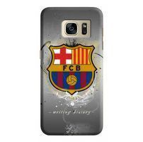 Husa Samsung Galaxy S7 Edge Custom Hard Case Barcelona.1