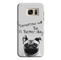 Husa Samsung Galaxy S7 Edge Custom Hard Case Better Day