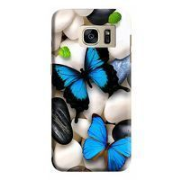Husa Samsung Galaxy S7 Edge Custom Hard Case Butterfly.1