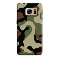 Husa Samsung Galaxy S7 Edge Custom Hard Case Camouflage