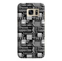 Husa Samsung Galaxy S7 Edge Custom Hard Case Coffee Time