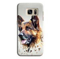 Husa Samsung Galaxy S7 Edge Custom Hard Case Dog.1