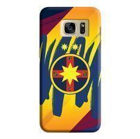Husa Samsung Galaxy S7 Edge Custom Hard Case F.C.S.B
