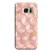 Husa Samsung Galaxy S7 Edge Custom Hard Case Hexa.4