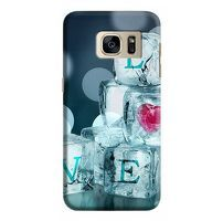 Husa Samsung Galaxy S7 Edge Custom Hard Case Ice Love