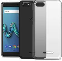 Husa Wiko Tommy 3 Silicon Matte TPU  - transparent